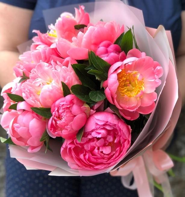 Круглосуточная доставка цветов пермь пионы, доставкой